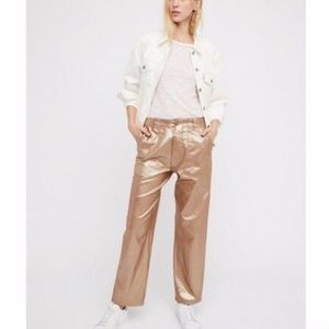 NWT ANTIK BATIK COPPER PANTS